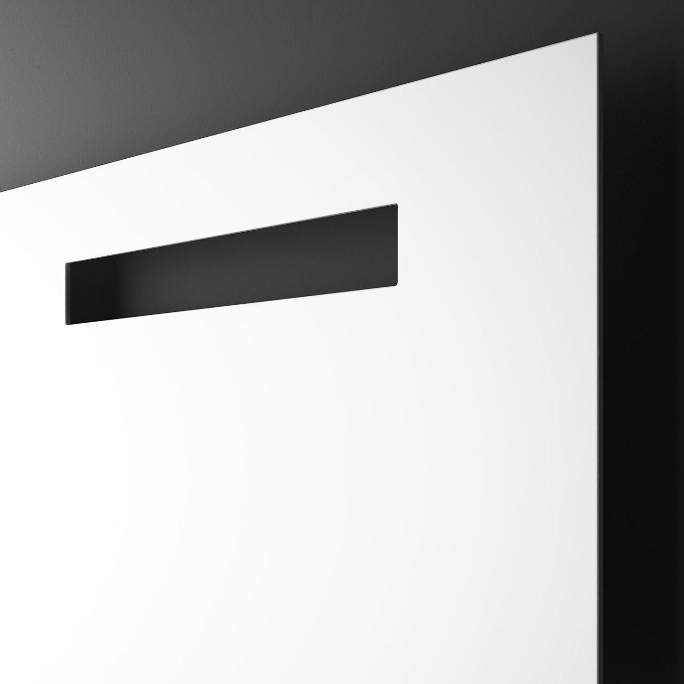 Bauhaus Heizpaneel für exklusives Wohnen von Hotech   Radiamo